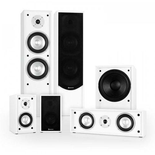 Auna Linie-300-wh 5.1 system audio do kina domowego 515w rms
