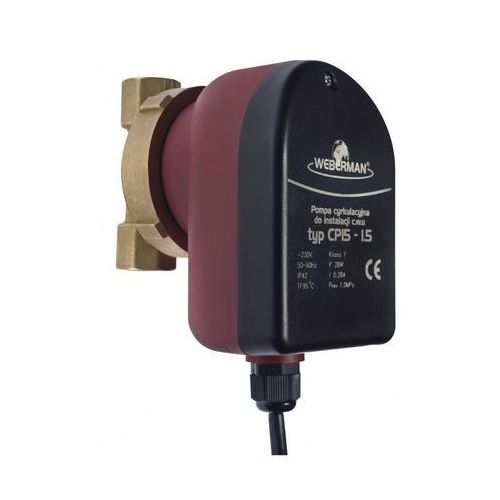 Pompa C.W.U. CP - 15 WEBERMAN (5901095648878)