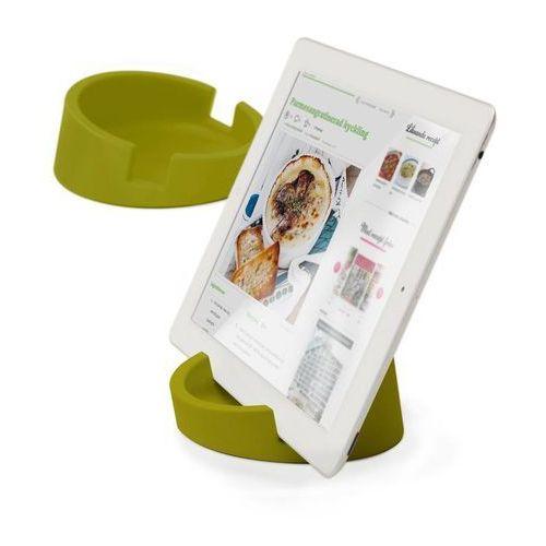 Podstawka kuchenna pod tablet zielona, 262904