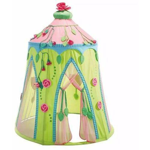 HABA Namiot dla dzieci Różowa Wróżka, 150x180 cm, 008160 (4010168081601)