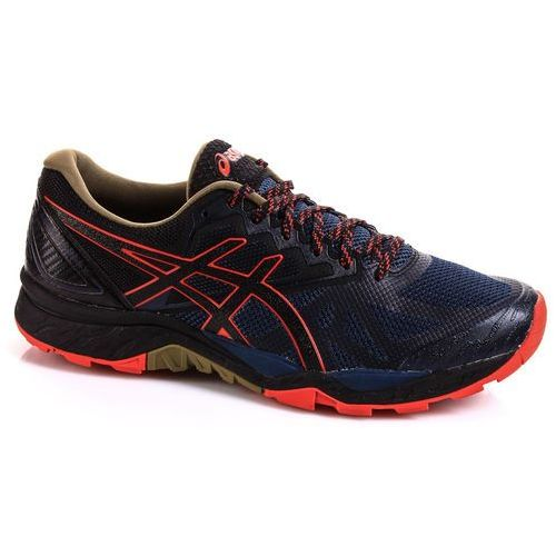 Asics gel-fujitrabuco 6 blue red black
