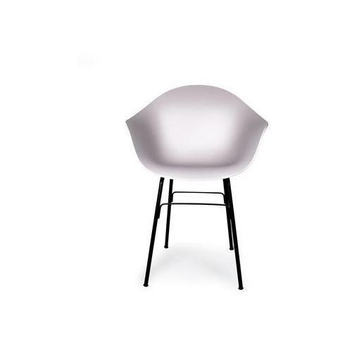 :: krzesło ta z podłokietnikami - szare marki Kubikoff