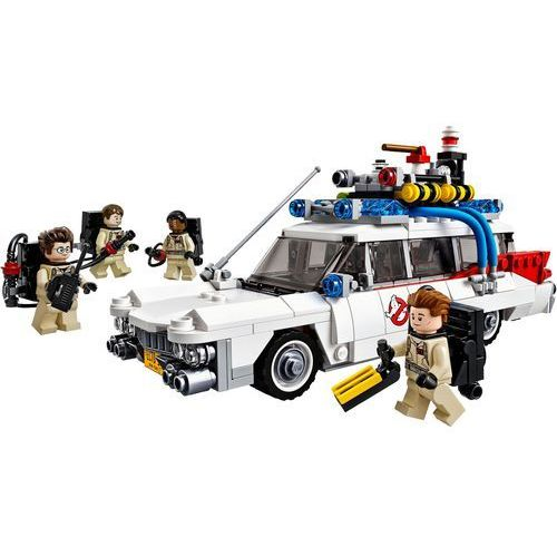 Lego IDEAS Ghostbusters ecto 1 21108