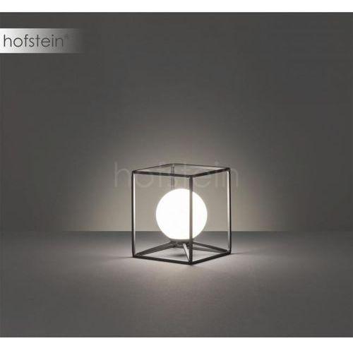 Reality gabbia lampa stołowa czarny, 1-punktowy - nowoczesny - obszar wewnętrzny - gabbia - czas dostawy: od 3-6 dni roboczych (4017807387254)