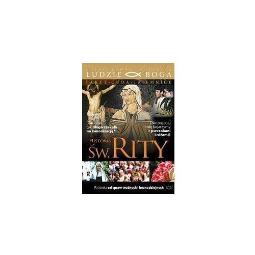 HISTORIA ŚW. RITY + film DVD
