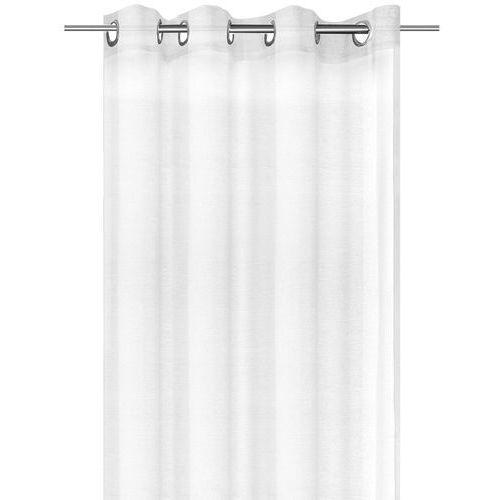 Eurofirany Firana rebecca biała 135 cm x 250 cm