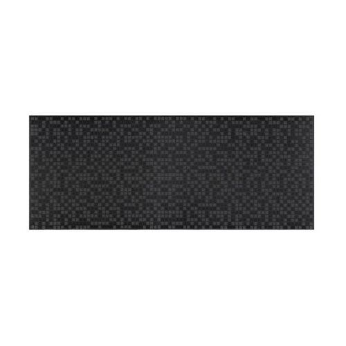 Ceramika color Dekor pixel 25 x 60 cm czarny
