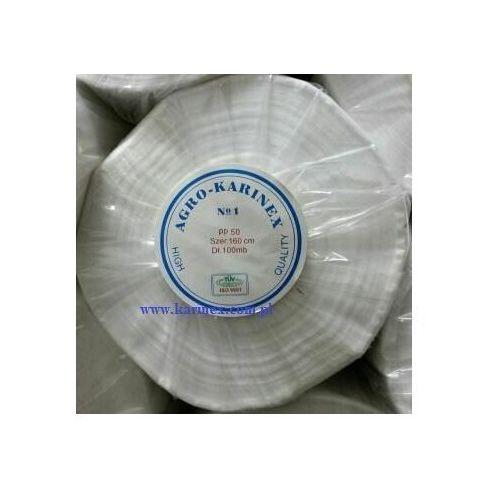 Agrowółknina zimowa pp 50 g/m2 biała 1,6 x 50 mb. marki Agrokarinex
