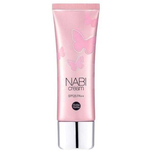 Holika holika  nabi cream spf25pa++ vitality - rozświetlający krem do twarzy różowy 25g (8806334352998)