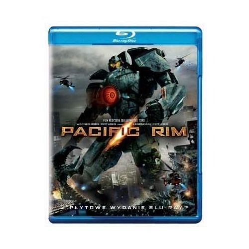 Pacific Rim (Blu-Ray) - Guillermo del Toro (7321999326685)