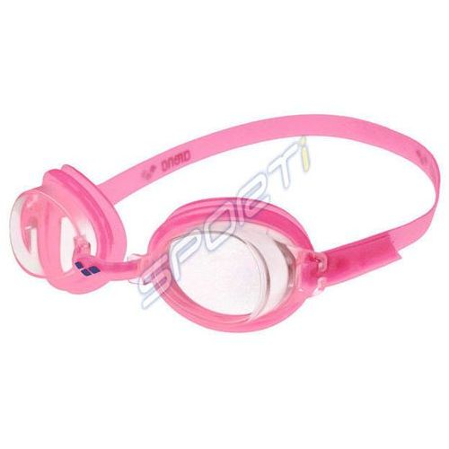 Arena Okulary bubble jr iii bubble pink