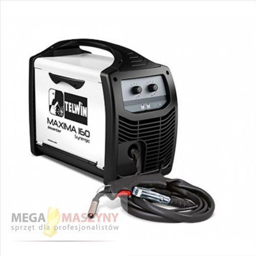 TELWIN Półautomat spawalniczy MAXIMA 160 SYNERGIC - produkt z kategorii- Migomaty i półautomaty spawalnicze