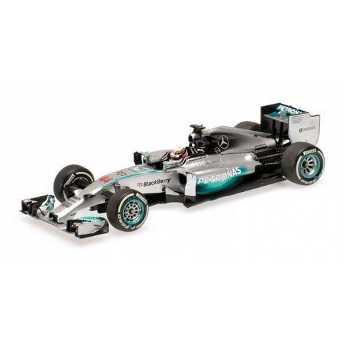 Mercedes AMG Petronas F1 Team W05 #44 Lewis Hamilton Winner Bahreain GP 2014 (4012138124189)
