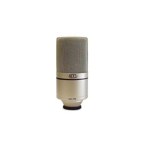 MXL 990S - Mikrofon pojemnościowy