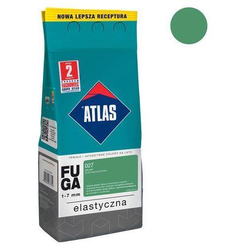 Fuga cementowa 027 zielony 2 kg ATLAS, W-FU001-B0027-AT2B