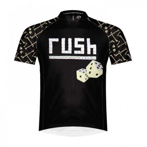 RUSH Roll The Bones - koszulka rowerowa PRIMAL - NOWOŚĆ!