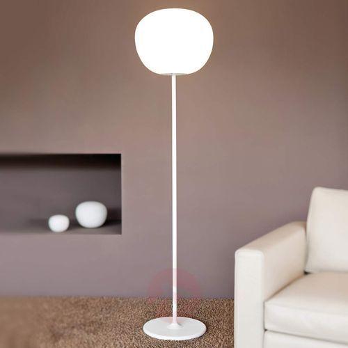 Zachwycająca lampa stojąca mochi 38 cm marki Fabbian