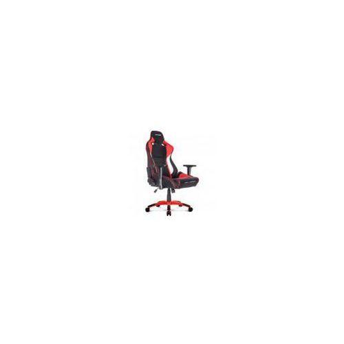 Akracing ProX Gaming Chair, Czarno-czerwony (AK-PROX-RD) Darmowy odbiór w 20 miastach! z kategorii Pozostałe gry i konsole