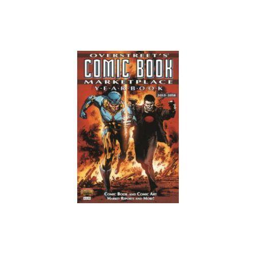 Overstreet's Comic Book Marketplace Yearbook (9781603601801)