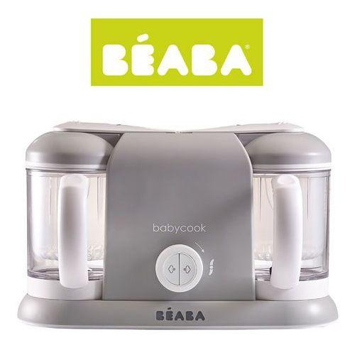 Beaba Beaba Babycook Plus Grey - 912464 Darmowy odbiór w 20 miastach! - produkt z kategorii- Pozostałe akcesoria dla dzieci