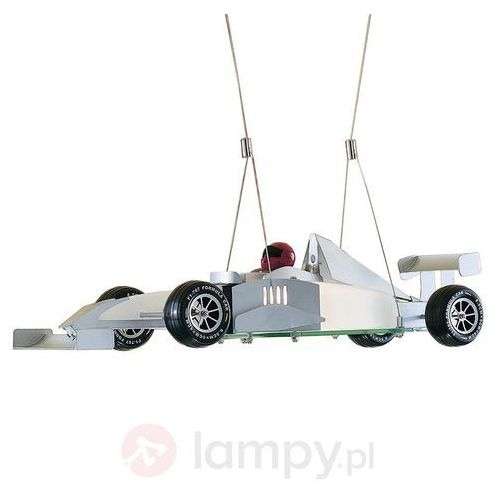 Zwinna lampa wisząca RACER (5013874296795)