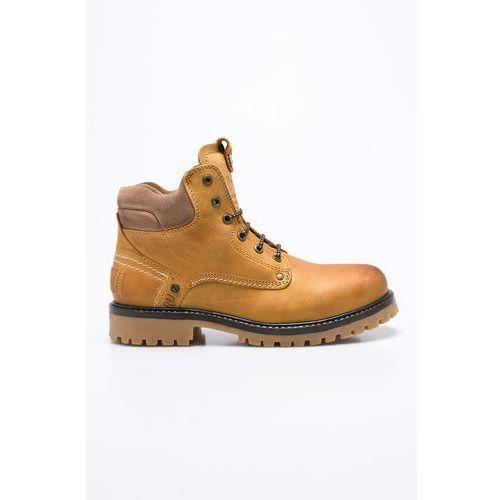 - buty wysokie marki Wrangler