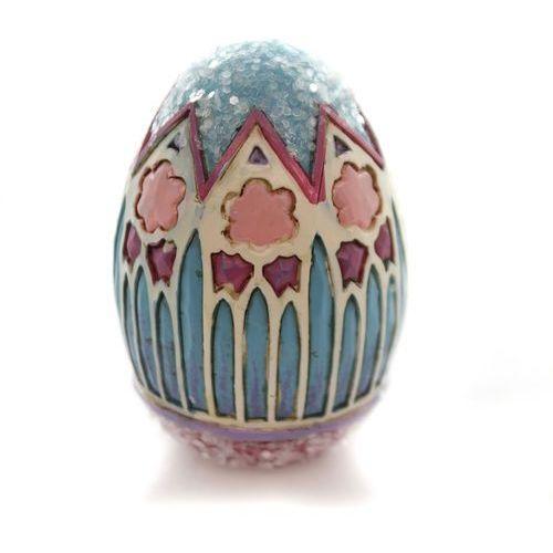 Jim shore Pisanka jajko zdobiona w stylu wiktoriańskim victorian easter eggs 4051407 figurka ozdoba świąteczna