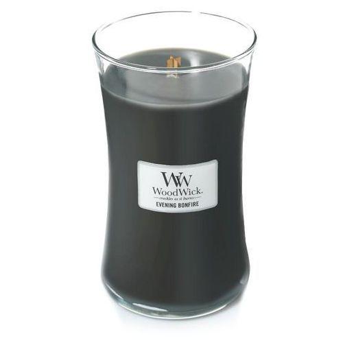 - świeca duża evening bonfire 175h marki Woodwick