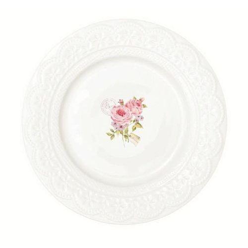 R2S - Zestaw talerzy 4szt. z porcelany
