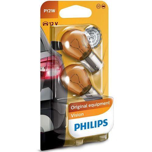 Philips Żarówka samochodowa py21w standard, bau15s, 21 w, 12 v, 1 par(a)