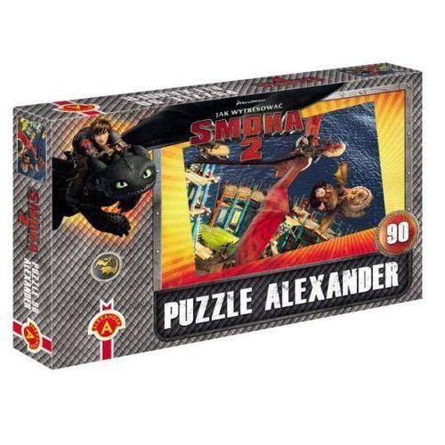 Puzzle 90 Jak wytresować Smoka 2 Wyżej wyżej ALEX