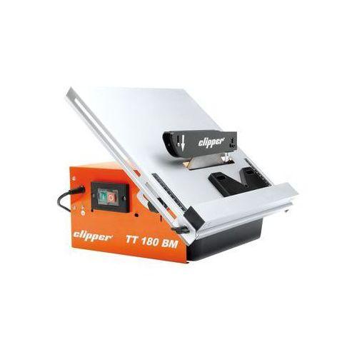 Elektryczna przecinarka do płytek ceramicznych tt180 bm clipper śr. tarczy 180 mm marki Norton