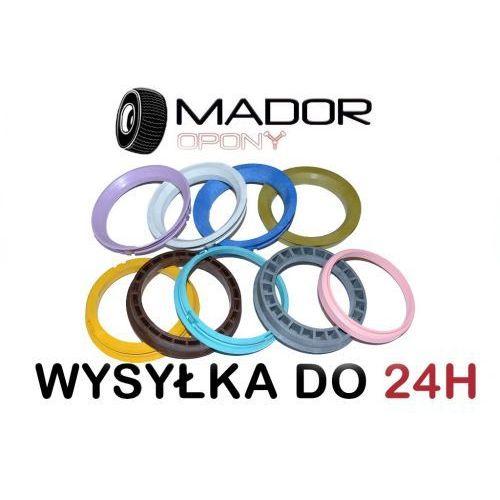 Pierścienie centrujące oryginalne ronal 82 na 66.45 marki Mador