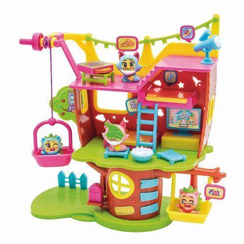 Magic box Mojipops playset tree house