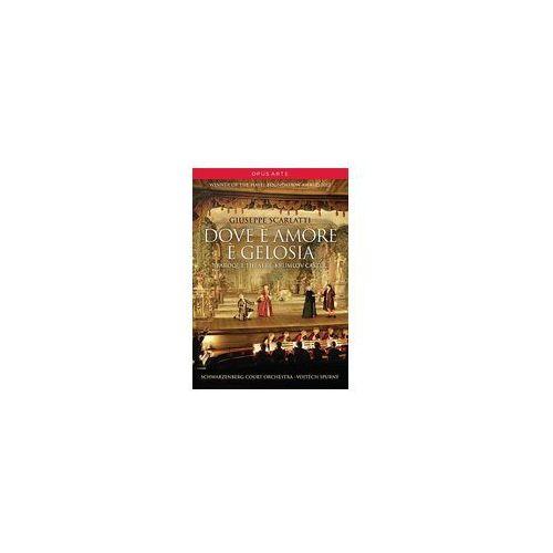 Scarlatti: Dove E Amore E Gelosia, Przedstawienie Z Barokowego Teatru W Czeskim Krumlovie, OA 1104 D