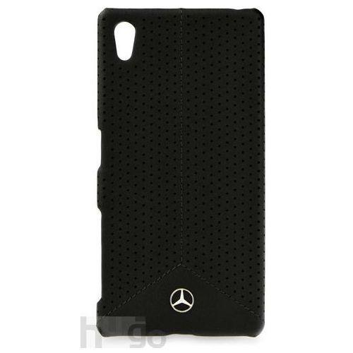 Futerał Mercedes hard case Sony Z5 czarny, kolor czarny