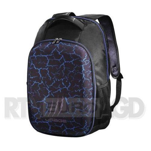 Plecak Hama Urage Illuminated 17.3 niebieski (001012890000) Darmowy odbiór w 19 miastach!, kolor niebieski
