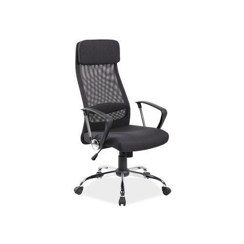 Fotel biurowy obrotowy q-345, kolory marki Signal