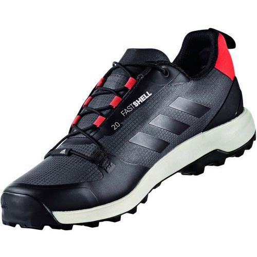 Adidas terrex fastshell buty mężczyźni czerwony/czarny 46 2/3 2017 buty turystyczne (4058025017370)