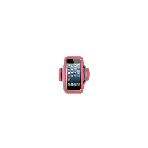 Belkin EaseFit Neoprene Armband (iPhone 5) Różowy F8W299vfC01 Szybka dostawa! Darmowy odbiór w 20 miastach!, kup u jednego z partnerów