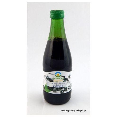 Sok z aronii 300 ml (napój)