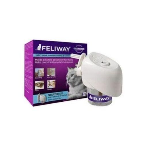 Feliway  - kocie feromony zestaw startowy (dyfuzor+wkład) (3411112131150)