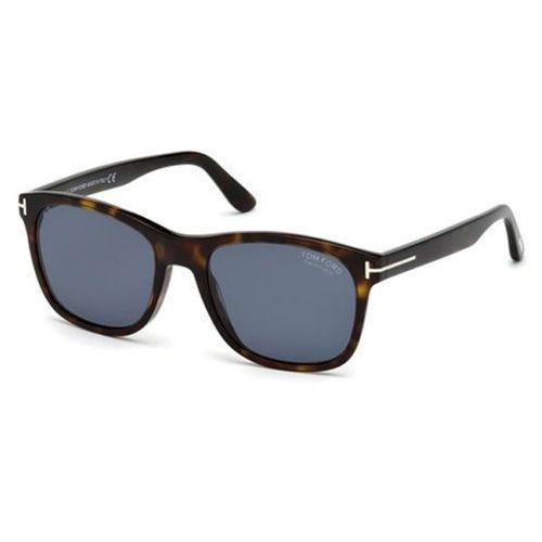 Okulary słoneczne ft0595 polarized 52d marki Tom ford