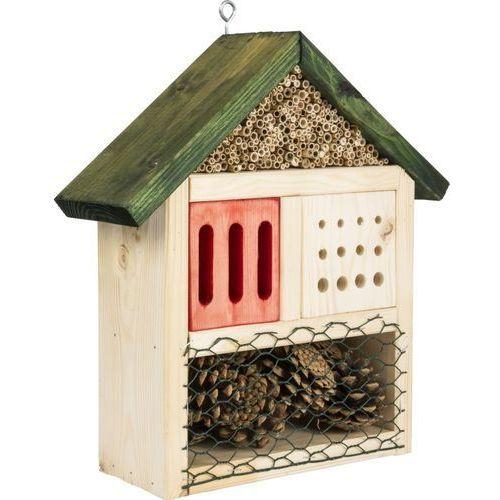 Domek dla pożytecznych owadów 27x9x30 cm 751002 (5908277702564)