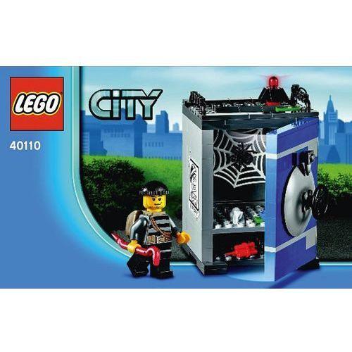 Lego CITY Coin bank 40110