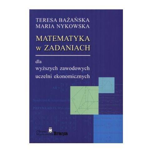 Matematyka w zadaniach, oprawa miękka