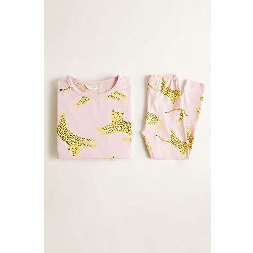 Mango kids - piżama dziecięca elena 110-164 cm