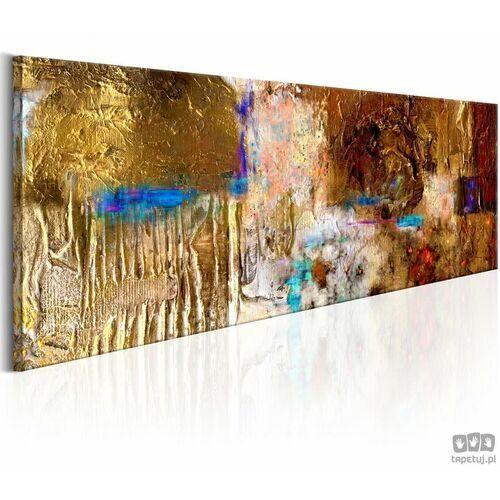 Artgeist Obraz ręcznie malowany złota konstrukcja
