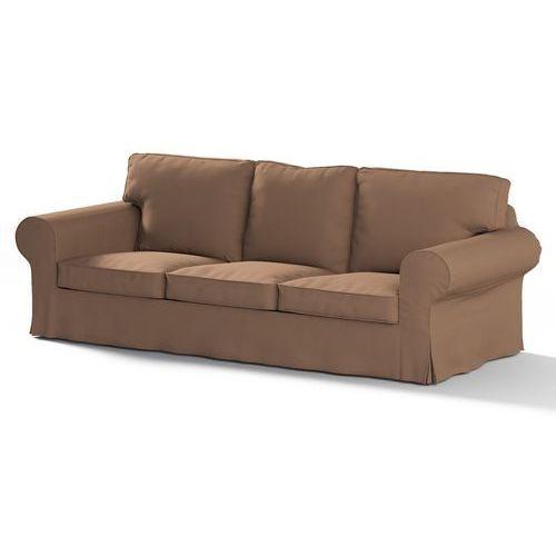 pokrowiec na sofę ektorp 3-osobową, nierozkładaną 702-02, sofa ektorp 3-osobowa marki Dekoria