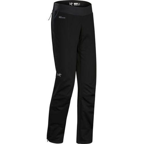 Arc'teryx Trino Spodnie do biegania Kobiety czarny S 2018 Spodnie do biegania, kolor czarny